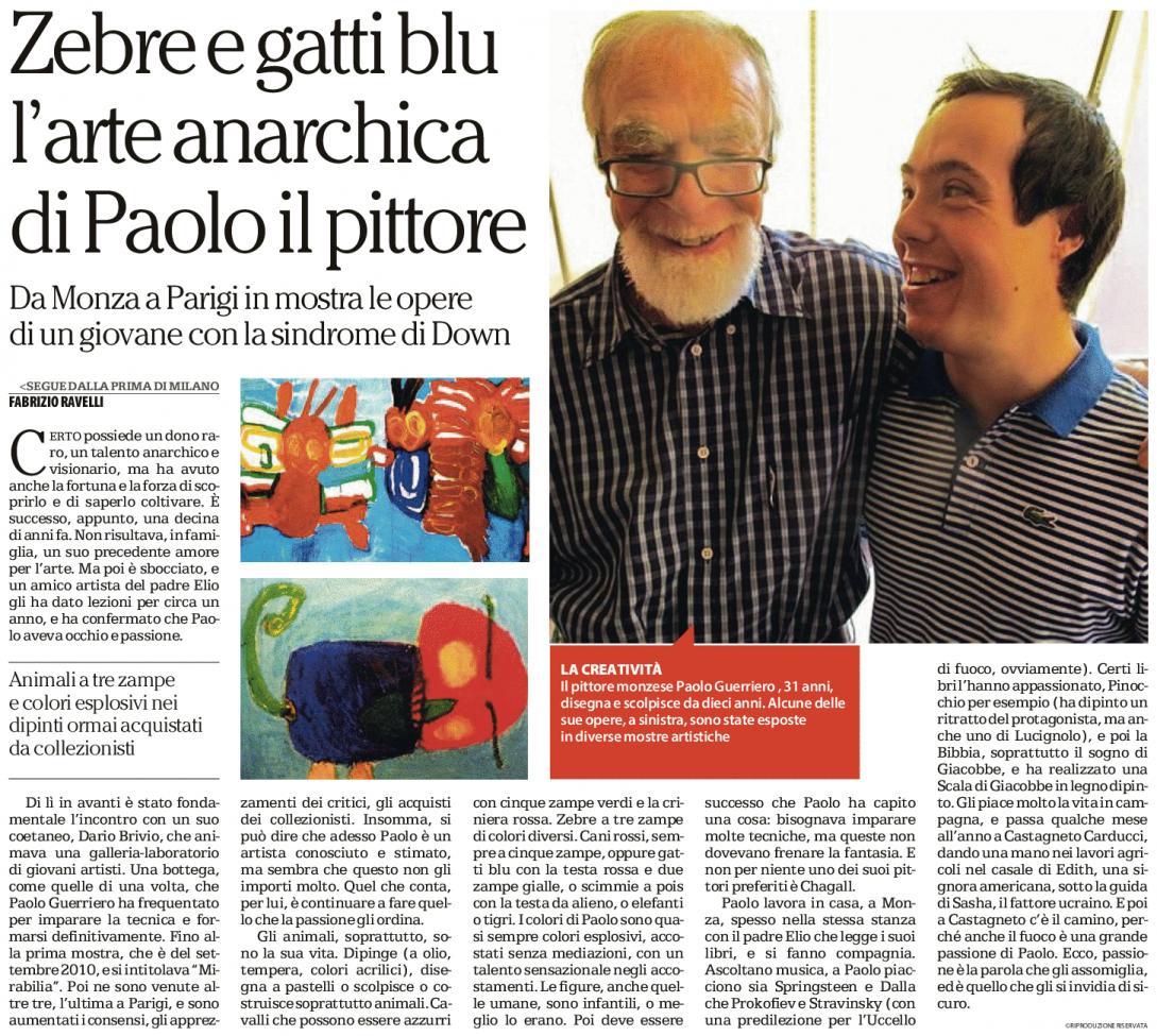 Paolo Guerriero - Repubblica